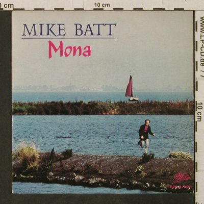 Batt,Mike: Mona / Waiting For A Wave, Epic(A-1101), NL, 1981 - 7inch - T3141 - 3,00 Euro