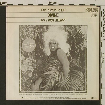 Divine: Shake It Up / Inst., Metronome(810 805), D, 1983 - 7inch - T3167 - 2,50 Euro