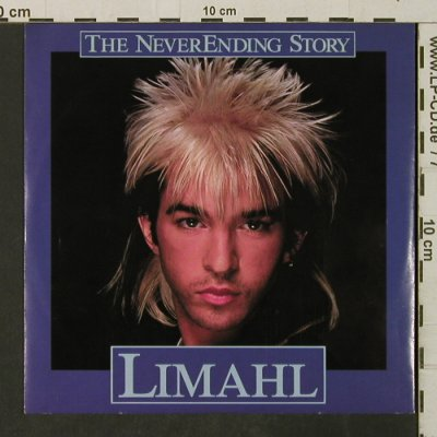 Limahl: The NeverEnding Story / Ivory Tower, EMI(2002867), D, 1984 - 7inch - T3194 - 2,50 Euro