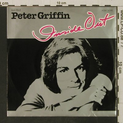 Griffin,Peter: Inside Out / Fly-Home Is In The Sky, Electrola(006-46 502), D, 1981 - 7inch - T3235 - 1,50 Euro