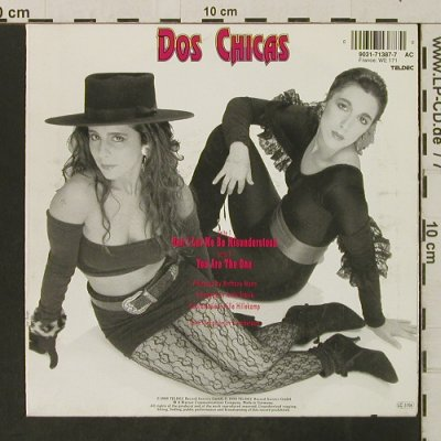 Dos Chicas: Don't Let Me Be Misunderstood, Teldec(9031-71387-7), D, 1990 - 7inch - T3267 - 2,00 Euro