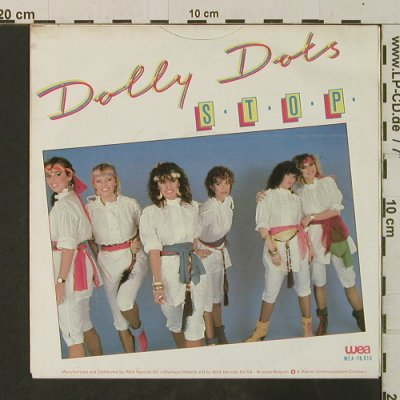Dolly Dots: Stop / Crazy Situation, WEA(18.915), NL, 1981 - 7inch - T3552 - 2,00 Euro