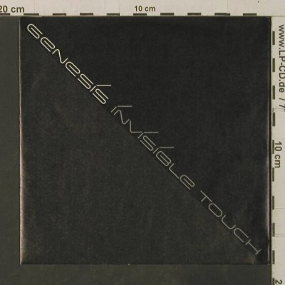 Genesis: Invisible Touch/The Last Domino, Charisma(108 234-100), D, 1986 - 7inch - T3586 - 3,00 Euro