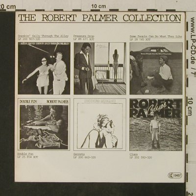 Palmer,Robert: Some Guys Have all The Luck, Island(103 828-100), D, 1981 - 7inch - T3630 - 2,50 Euro