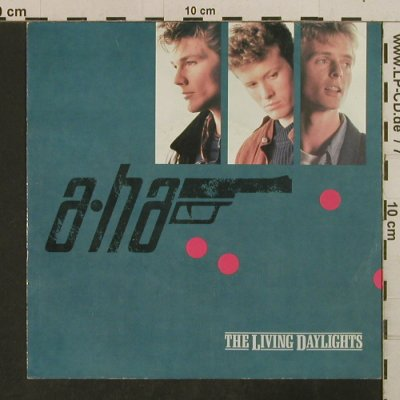 A-ha: The Living Daylights / Instr., WB(928 305-7), D, 1987 - 7inch - T3817 - 2,00 Euro