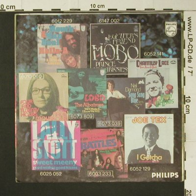 New Seekers: For You we Sing, Philips(6000 071), D,  - 7inch - T3824 - 2,00 Euro