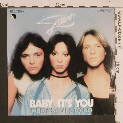 Promises: Baby it's you, Electrola(006-77027), D, 1978 - 7inch - T4559 - 2,50 Euro