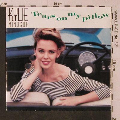 Minogue,Kylie: Tears On My Pillow, PWL(9031-71000-7), D, 1990 - 7inch - T4740 - 2,50 Euro