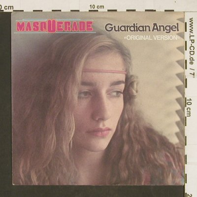 Masquerade: Guardian Angel / Silent Echoes Of K, Metronome(815 972-7), D, 1983 - 7inch - T71 - 2,00 Euro