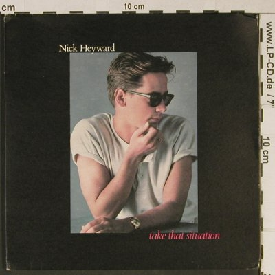 Heyward,Nick: TakeThatSituation + CaféCanada, Foc, Arista(Hey 2), UK, 1983 - 7inch - T989 - 2,50 Euro
