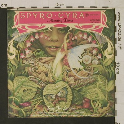 Spyro Gyra: Morning Dance, Infinity(0032.505), D, 1979 - 7inch - T1521 - 2,50 Euro