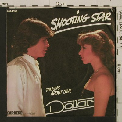 Dollar: Shooting Star / Talking About Love, Acrobat(2044130), D, 1978 - 7inch - T2730 - 2,50 Euro