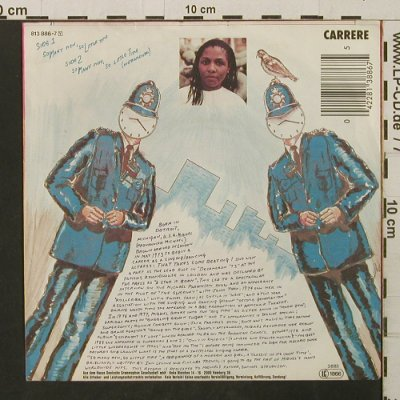 Brown,Miquel: So Many Men - So Little Time/Instr., Carrere(813 886-7), D, 1983 - 7inch - T2775 - 1,50 Euro
