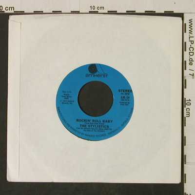Stylistics: You Make Me Feel Brand New, LC, Amherst(AM-54), US, 1973 - 7inch - T2920 - 3,00 Euro