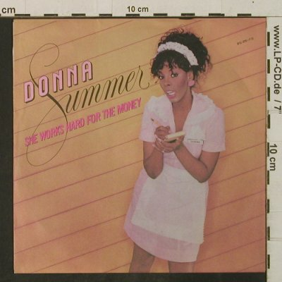 Summer,Donna: She Works Hard For The Money/I Do B, Mercury(812 370-7), D, 1983 - 7inch - T3429 - 3,00 Euro