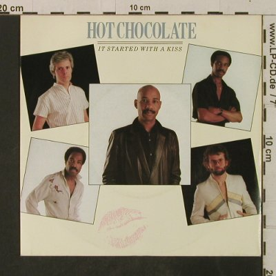 Hot Chocolate: ItStartedWithAKiss/EmotionExplosion, RAK(008-64 864), D, 1982 - 7inch - T3561 - 2,50 Euro