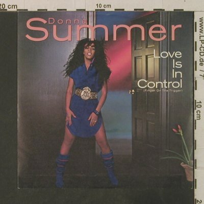 Summer,Donna: Love Is In Control/Sometimes Like B, WB(79 302), D, 1982 - 7inch - T3564 - 3,00 Euro