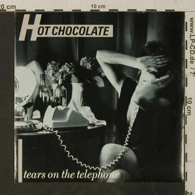 Hot Chocolate: Tears On The Telephone/It's My Birt, RAK(1652467), D, 1983 - 7inch - T3715 - 2,50 Euro