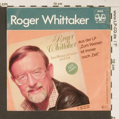 Whittaker,Roger: Summer Sunshine City, red vinyl, Aves(INT 111.572), D, 1982 - 7inch - S8930 - 3,00 Euro