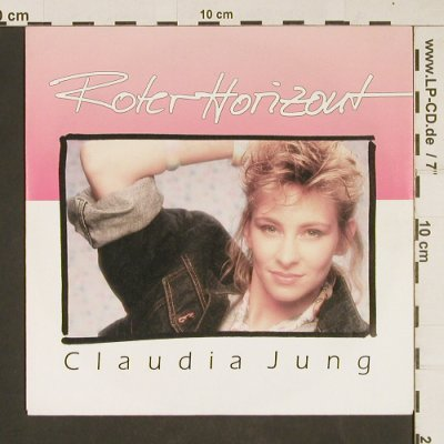Jung,Claudia: Roter Horizont, Intercord(INT110.284), D, 1989 - 7inch - S9942 - 2,00 Euro