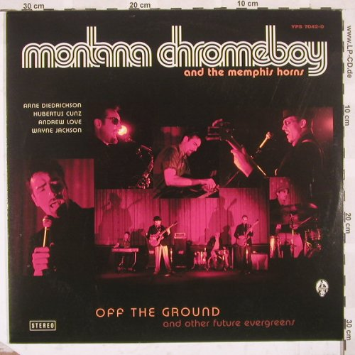 Montana Chomeboy: Off The Ground, Yo Mama(), D, 01 - LP - A2186 - 6,00 Euro