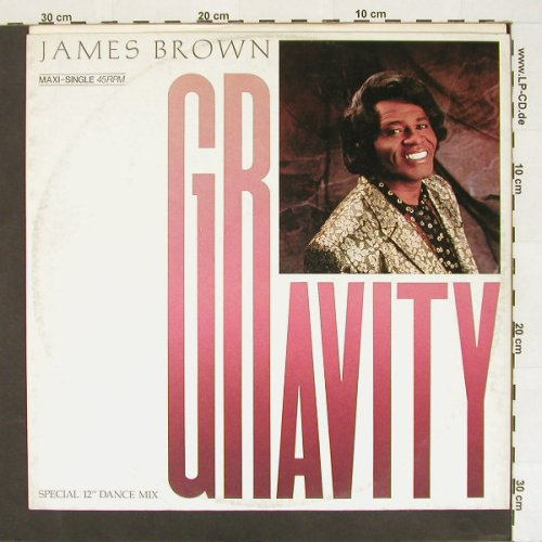 Brown,James: Gravity*3+1, Scotti Br.(), D, 86 - 12inch - A307 - 5,00 Euro