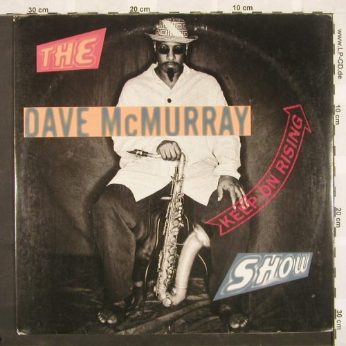 Mc Murray Show,Dave: Keep On Rising*5, WB(), US, 96 - 12inch - A3589 - 4,00 Euro