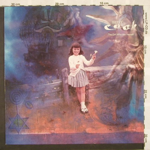 Cook,Betsy: The Girl who are Herself, EW(), D, 92 - LP - A5181 - 5,00 Euro