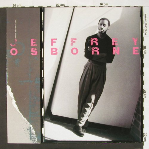 Osborne,Jeffreys: One Love One Dream, AM(), D, 88 - LP - A5522 - 5,00 Euro