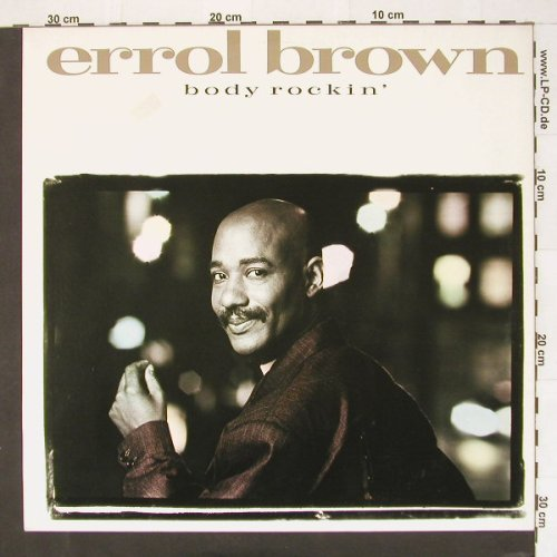 Brown,Errol: Body Rockin *2+1, WEA(248 172-0), D, 87 - 12inch - A5599 - 2,50 Euro