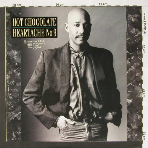 Hot Chocolate: Heartache No.9*2+1, RAK(), EEC, 1986 - 12inch - A5601 - 4,00 Euro