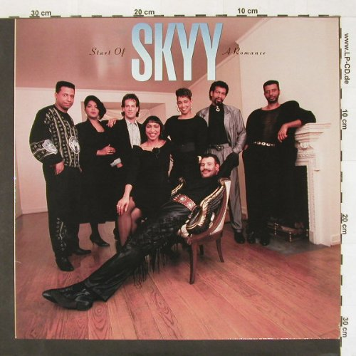 SKYY: Start Of A Romance, Atlantic(), D, 89 - LP - A6184 - 5,00 Euro