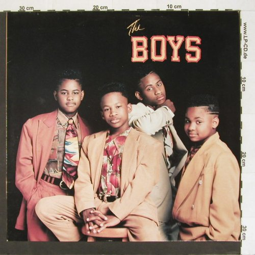Boys,The: Same, Motown(ZL 72718), D, 90 - LP - A620 - 5,00 Euro