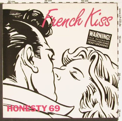 Honesty 69: French Kiss *3, BMC(12306), D,  - 12inch - A6639 - 3,00 Euro