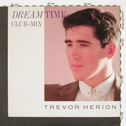 Herion,Trevor: Dreamtime, Club mix, Interd.(12 IN 4), UK, 83 - 12inch - A6698 - 2,50 Euro