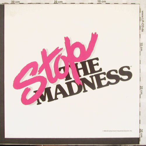 Stop the Madness: Stop the Madness*2, MCA(258 726-0), D, 86 - 12inch - A7365 - 5,00 Euro