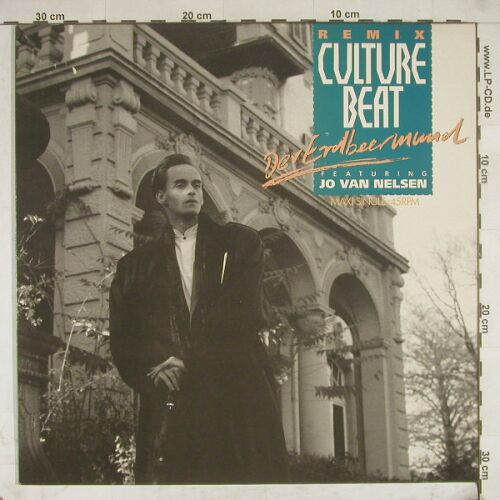 Culture Beat: Der Erdbeermund*2 magic-mix, CBS(655429 8), NL, 89 - 12inch - A8768 - 3,00 Euro