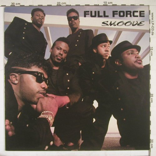 Full Force: Smoove, CBS(465437 1), UK, 89 - LP - B1488 - 4,00 Euro