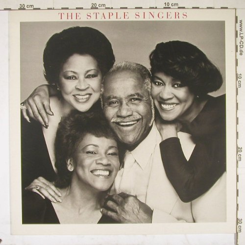 Staple Singers: Same, Epic(26537), NL, 85 - LP - B2292 - 5,00 Euro
