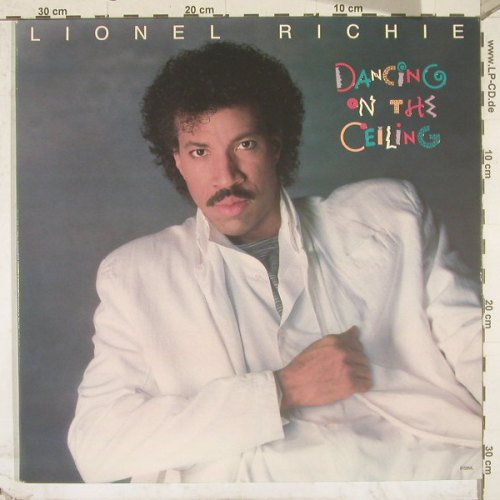 Richie,Lionel: Dancing On The Ceiling, Foc, Motown(6158ML), US, 1986 - LP - B2707 - 6,00 Euro