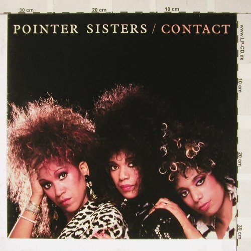 Pointer Sisters: Contact, RCA(PL85487), D, 85 - LP - B3419 - 3,00 Euro