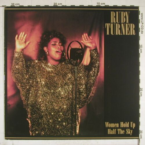 Turner,Ruby: Women Hold Up The Sky, Jive(6.26385 AP), D, 86 - LP - B46 - 5,00 Euro
