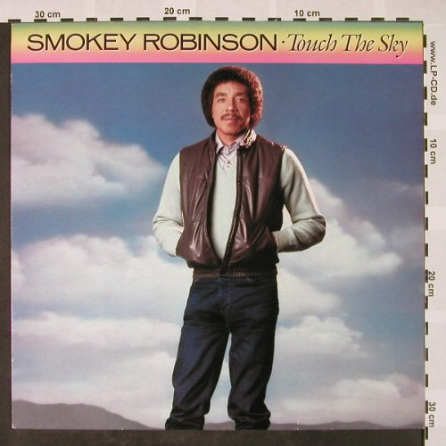 Robinson,Smokey: Touch The Sky, Motown(260 15 048), D, 82 - LP - B5297 - 7,50 Euro
