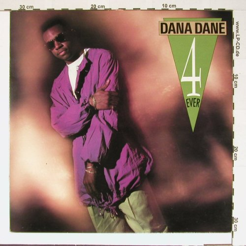 Dane,Dana: 4 Ever, Facts, m-/vg+, Profile(FILER 298), UK, 90 - LP - B6318 - 5,00 Euro
