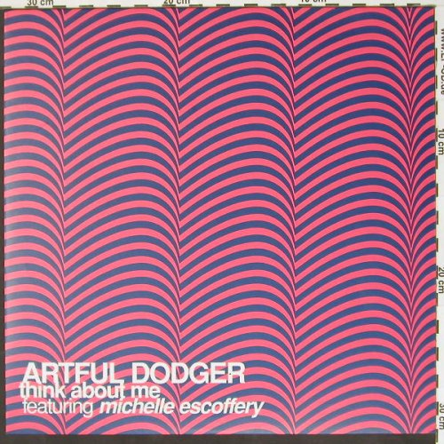 Artful Dodger: Think About Me*3, ffrr(), EU, 2001 - 12inch - B8050 - 4,00 Euro