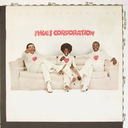 Hues Corporation: Love Corporation, RCA(26.21524 AO), D, 75 - LP - B8127 - 7,50 Euro