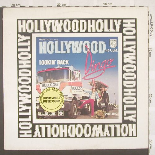 Dingo: Hollywood+1,Lim.Ed., Philips(9198 170), D, 78 - 12inch - B8552 - 2,50 Euro