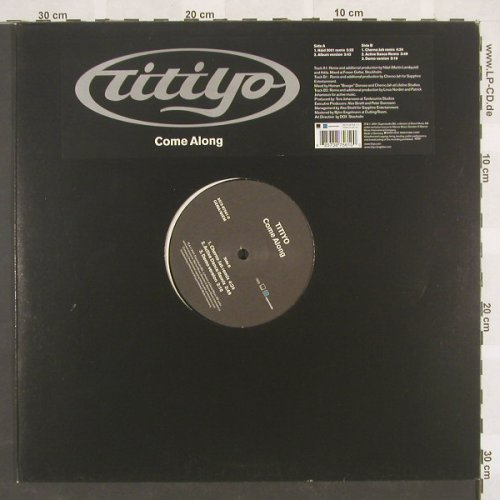 Titiyo: Come Along*5,Flc, Superstudi(), D, 01 - 12inch - B8783 - 4,00 Euro