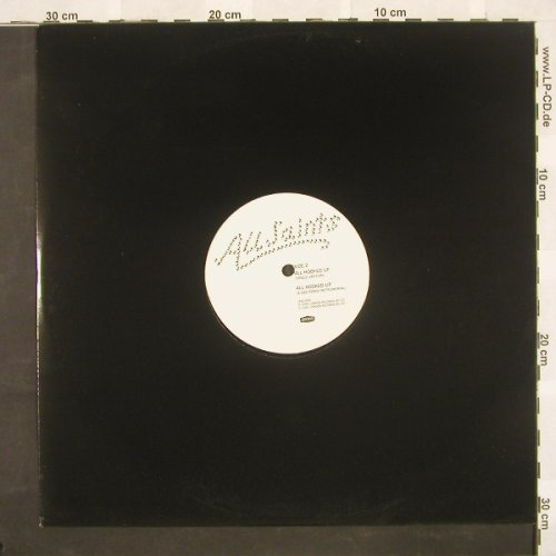 All Saints: All Hooked Up*3(K-Gee Full Remix)LC, London(LXXDJ456), UK, 00 - 12inch - B9434 - 4,00 Euro