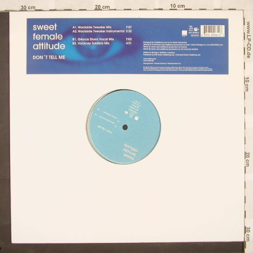 Sweet Female Attitude: Don't Tell Me*4,LC, Milkk(), D, 01 - 12inch - B9448 - 3,00 Euro